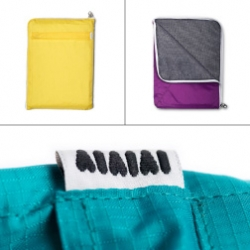 The AIAIAI Lab has just released new laptop sleeves for Mac. The Z-sleeves are made in collaboration with the young Danish design collective ThankYouForClapping and comes in several different materials and colors.