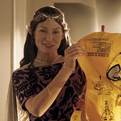 Air New Zealand - the airline of middle earth... check out this new Hobbit Airline Safety Video!