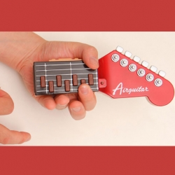 the ultimate guitar for geeks...