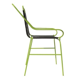 Alaska is a nice and light chair design from Tanya Aguiñiga.