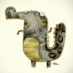 Alberto Cerriteno -  Designer and Illustrator from Mexico City.