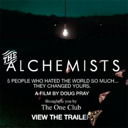 If you watch one trailer this week - watch this one. The Alchemists - how brilliant creatives changed the world through advertising...