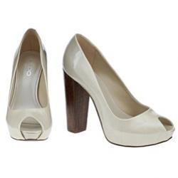 Aldo ~ Spring season has sprung... love these copacobana heels.