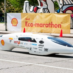 The Alerion race car just won first place at Shell's Eco Marathon with a staggering fuel efficiency of 2,564.8 MPG.