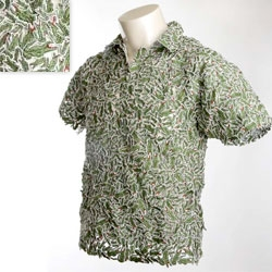 Leave it to the Campana Brothers to get creative with LACOSTE ~ a special collection of shirts using the little gator patches in ways you may have never pictured