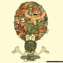 Excellent illustrations from Estúdio Alice, a brazilian illustration studio.