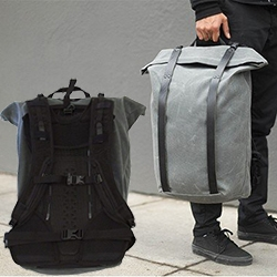 Alite x Boreas Collab Pack! Beautiful combination of weatherproof wax canvas from Alite comes together with a Boreas Super-Tramp Suspension System.