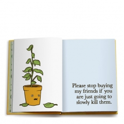 """Avery Monsen and Jory John's picture book for adults, """"All My Friends are Dead""""."""