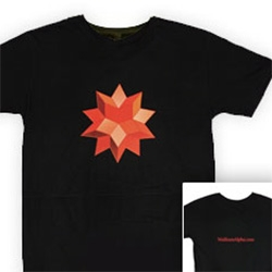 Wolfram Alpha Spikey T-Shirt
