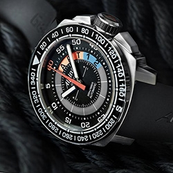 The stunning Alpina Yacht Timer Watch