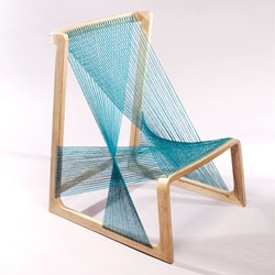 The Alvi Silk Chair from the Swedish group Alvi Design.