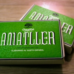 Beautiful packing from classic Barcelona based chocolate producer Amatller.