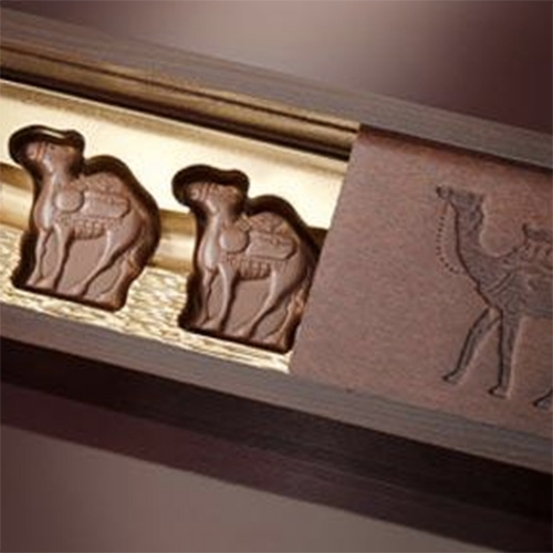 Al Nassma Camel Milk Chocolates - made of Camel Milk!