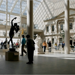 The Metropolitan Museum's newly reopened American galleries look fantastic and include 20 period rooms, a glass court and full-fledged sculpture garden.