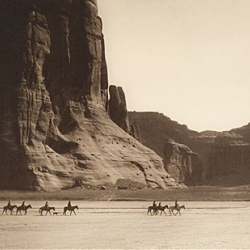 "MoMA's ""Into the Sunset"" exhibit takes a look at the photographic legacy of the American West...and digs up some amazing pics in the process."