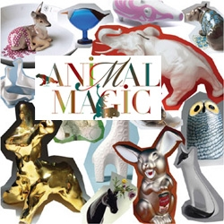post 2324 came from Vessel's Animal Magic Exhibition, and it deserved a full feature of its own.