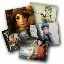 Here are all five nominations for Best Animated Short for 2008. I can't decide which one to pick yet.