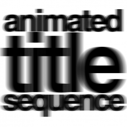 Animated Title Sequences in Movies & TV and designers behind them (Pacific, Sherlock Holmes, 300, Human Target ...)