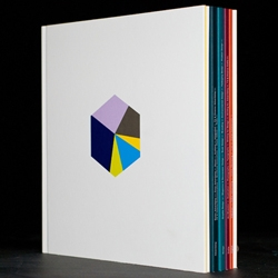 This year's D&AD Annual was designed by Peter Saville working with recent graduate Luke Sanders