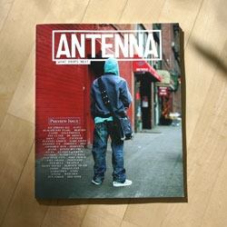 Antenna magazine ~ hot off the presses, one you will definitely want to get your hands on this summer when it launches! But for now, you can check out some preview pics of it...