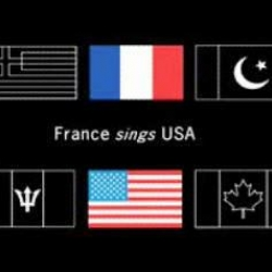 Have you ever seen French people singing the American anthem? Or Americans singing the Mexican? A very moving Pangea Day production perfect to share today with the Olympics games kicking off...