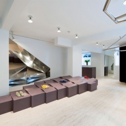 Antonios Markos new store by Gonzalez-Haase in Athens/Greece