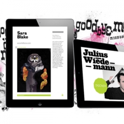 Independent design magazine for iPad - Designcollector MAG! Free and inspiring.