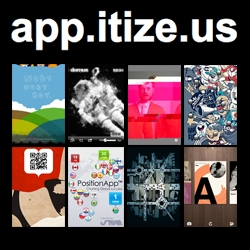 app.itize.us is a painstakingly curated presentation of the best produced and designed iPhone applications that are available.