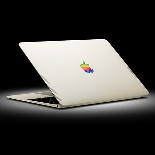 Colorware Limited Edition Apple MacBook Retro - only 10 made.