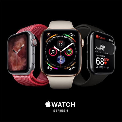 The Apple Watch 4! (We've been using the watch more than we ever imagined - it's the NOTCOT assistant basically... can't wait for the new one!)