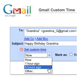 Google's New Feature!  Coming out on April 1st? LOL