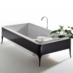 Bathtub from the AQ Hayon Collection - Jaime Hayon's design is stuck in my head, see more images at .com