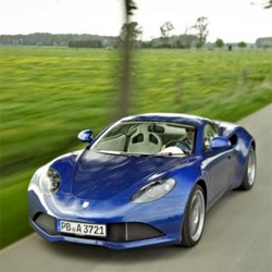 A close look at the 2011 Artega GT, designed by the legendary Henrik Fisker.