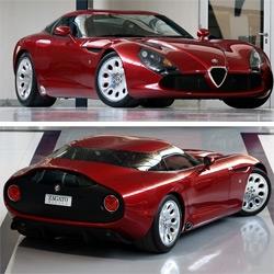 """The first """"American"""" Alfa Romeo Zagato"""