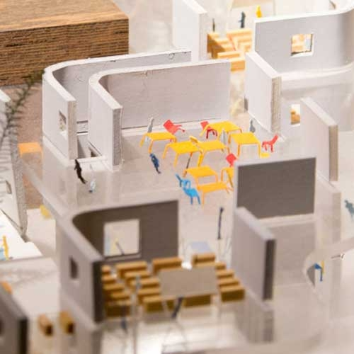 The Archi Depot museum opens in Japan, showing off a stunning collection of architectural models.