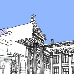 Nice sketches, models and visualisations of ongoing expansion and renovation work on the Ashmolean Museum in Oxford.