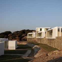 Ardesco Houses in Yalikavak, Mulga, Turkey by Teget Architectural Office.