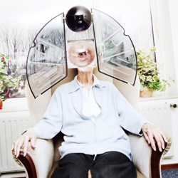 Arjen Born, a Dutch photographer, offers up his take on assisted living in the future.