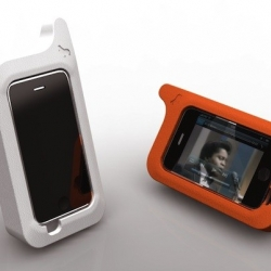Turn your iPhone into a squishy brick phone. Thank you ArkHippo.