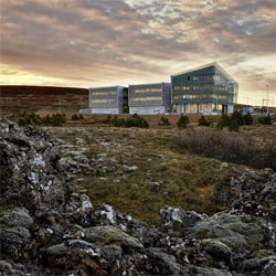 The Icelandic Institute of Natural History by Bjorn Gudbrandsson and Egill Guðmundsson of Arkís.