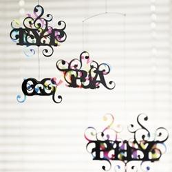 Veer's Typographic Mobile!