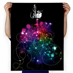 Imaginary Foundation Vacuum Art Print