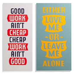 Hand Painted Signs of Keith Scharwath