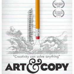 ART & COPY is a powerful new film about advertising and inspiration. Directed by Doug Pray, it reveals the work and wisdom of some of the most influential advertising creatives of our time.