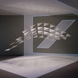 ART+COM from Berlin created an elegant Kinetic Logo for Deutsche Bank