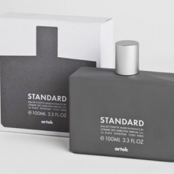 New fragrance STANDARD by COMME DES GARCONS x ARTEK