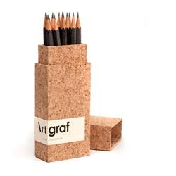 Art graf pencil packaging by Mario Jorge Lemos.