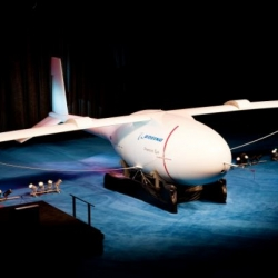 Phantom Eye: Boeing's new unmanned hydrogen-powered spy plane.