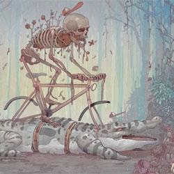 Adrenaline, illustration by ARYZ.