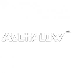Minimalist information design ASCIIFLOW